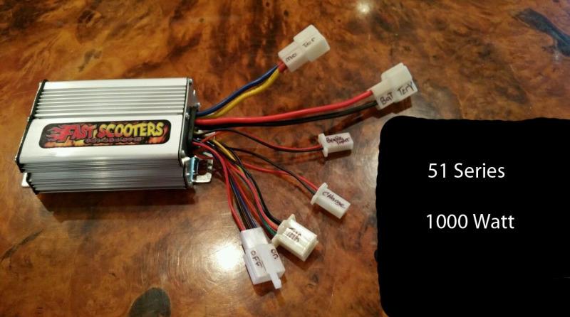 Cruzin Cooler Upgrades 1000 Watt Speed Controllerecm51 Series: Cruzin Cooler Wiring Diagram At Satuska.co
